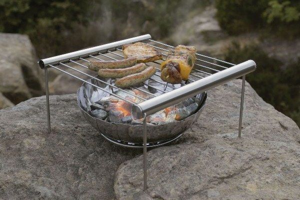 Grilliput Portable Camping Grill 1 photo