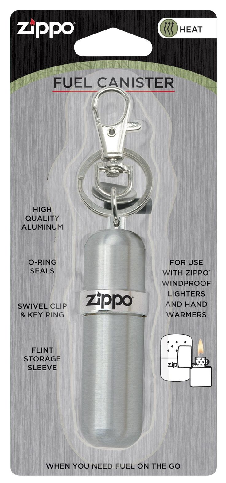 Amazon.com : Zippo Fuel Canister : Cigarette Lighters : Sports & Outdoors
