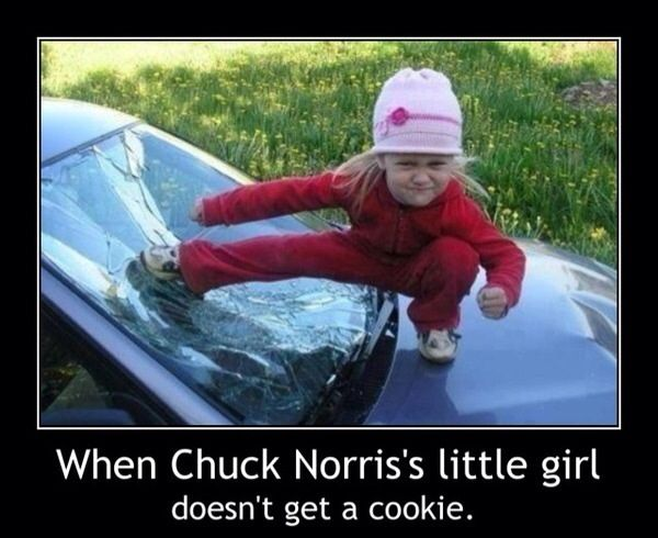 Lil' Chuck Norris