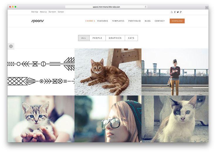 Image result for best portfolio website | Web Design | Pinterest ...