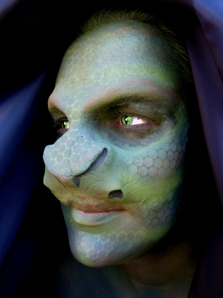 Special Effects Makeup: 90 Best Images About SPECIAL EFFECTS / Kryolan Doings On