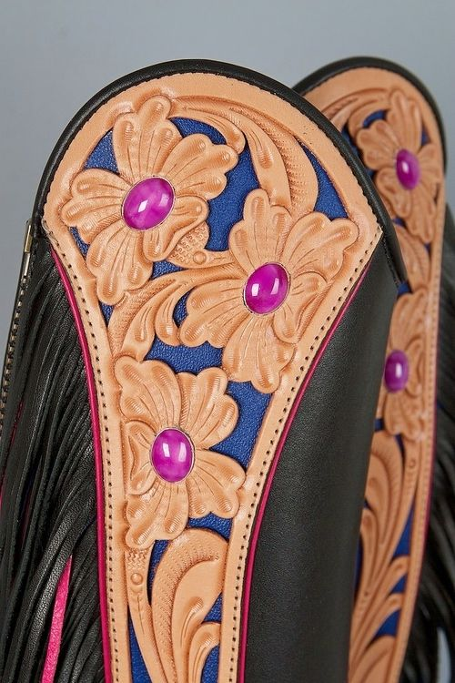 Pinnell Custom Leather Chaps