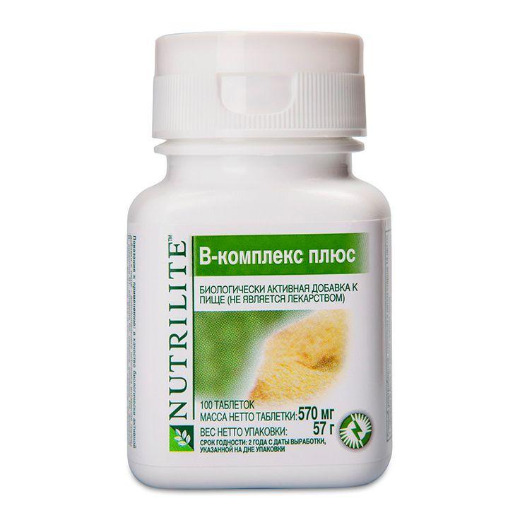 Nutrilite, бады, витамины, витамин B, энергия, повышение энергии