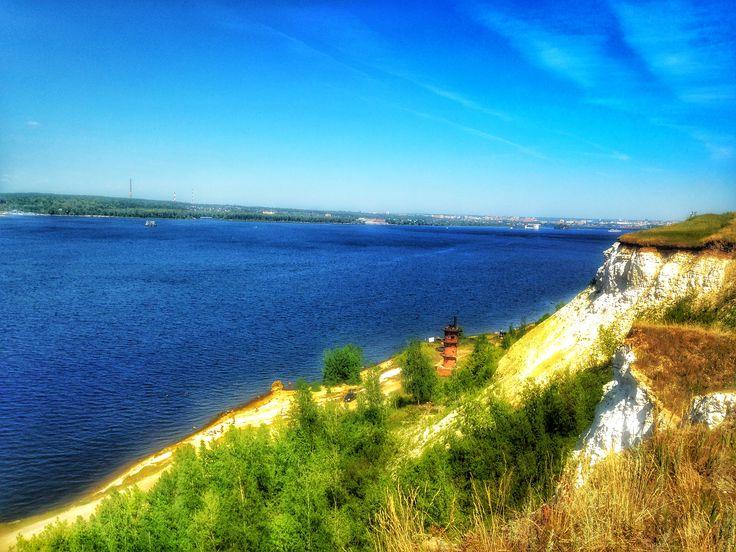 Волга, Печищи, Татарстан