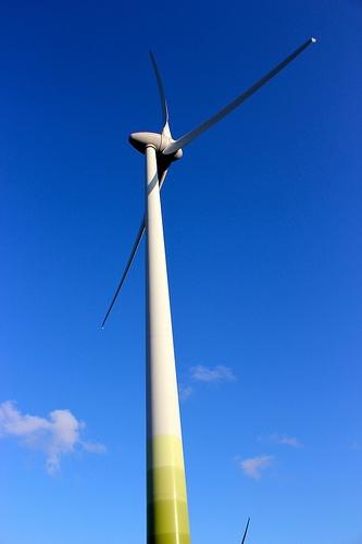 Enercon Wind Turbine (Nova Scotia, Canada)