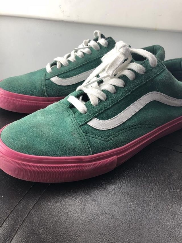 a5deb567aa3d Golf Wang Vans Syndicate Green Size.9  fashion  clothing  shoes   accessories  mensshoes  athleticshoes (ebay link)