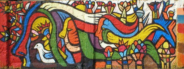 Resultado de imagen para mono gonzalez murales