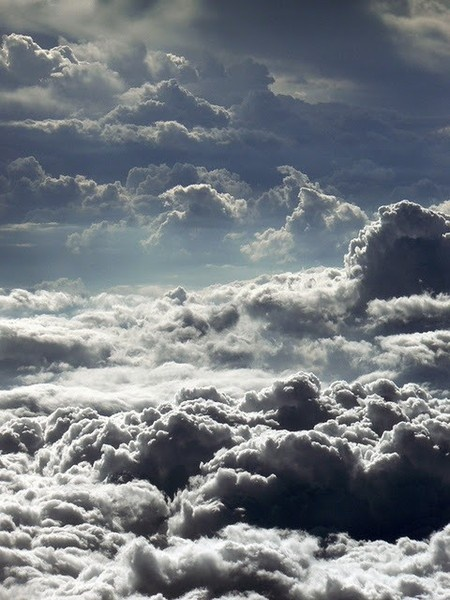 Amazing clouds.