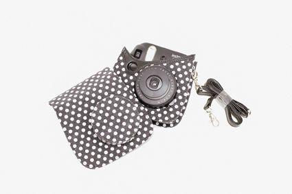 Aparat Fujifilm Instax Mini 8 Czarny+ 1 z 20 futerałów | Pomysły na prezent | Sklep Internetowy Handpick.eu - starannie wybrana oferta