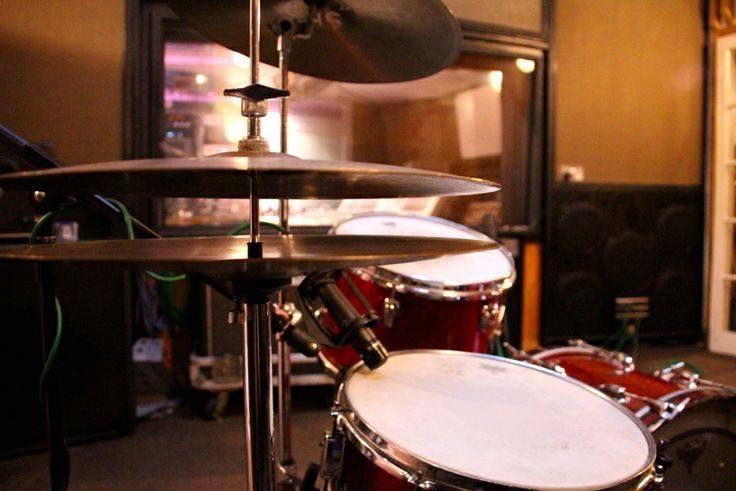 Recording in the Live Room @alaskastudio