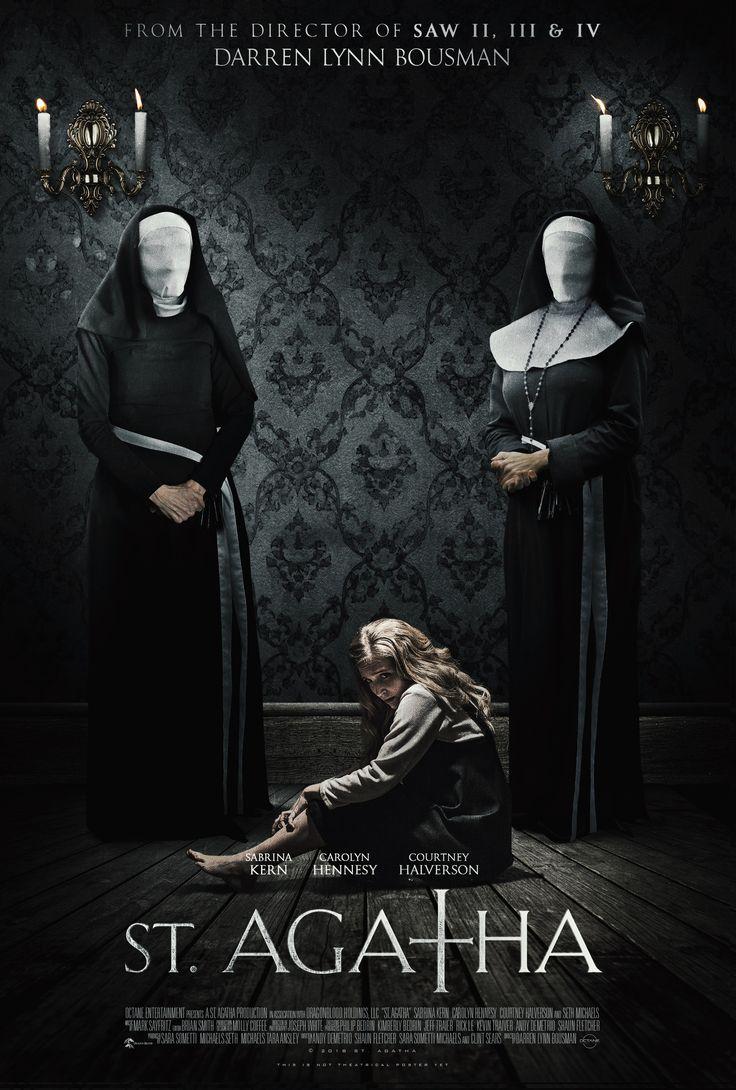 St. Agatha (2018) IMDb (With images) Saint agatha