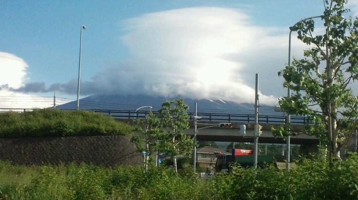 2012.6.6 富士山