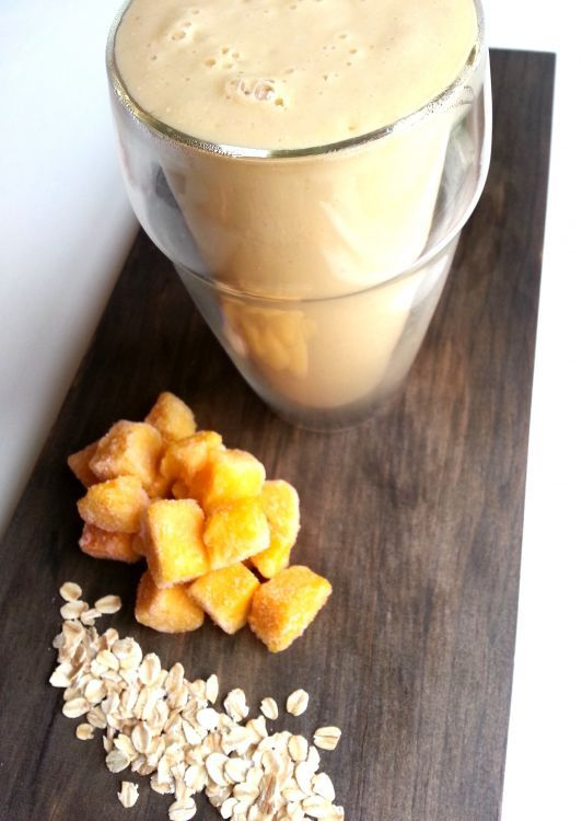 Mango Magic Smoothie