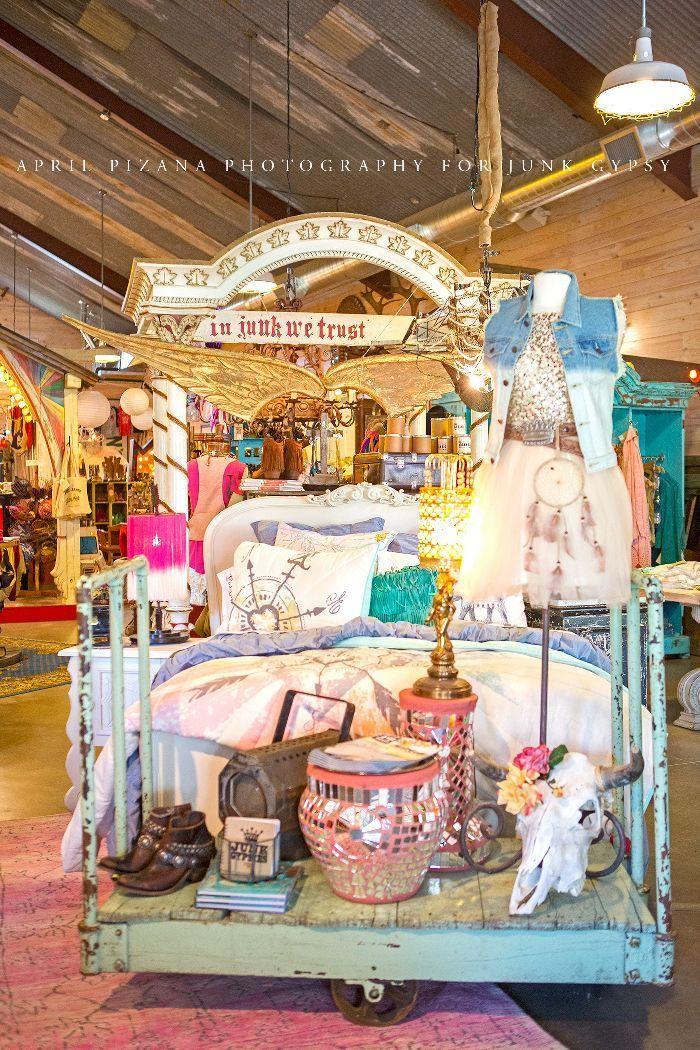 24 Junk Gypsy Rustic Bedroom Gypsy Bedroom Junk Gypsy