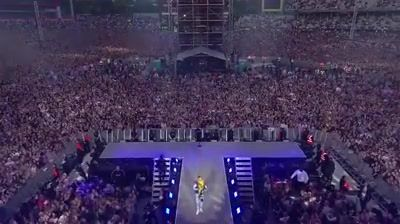 Justin ayer en el concierto #onelovemanchester a beneficio de las víctimas del atentado! #fashion #style #stylish #love #me #cute #photooftheday #nails #hair #beauty #beautiful #design #model #dress #shoes #heels #styles #outfit #purse #jewelry #shopping #glam #cheerfriends #bestfriends #cheer #friends #indianapolis #cheerleader #allstarcheer #cheercomp  #sale #shop #onlineshopping #dance #cheers #cheerislife #beautyproducts #hairgoals #pink #hotpink #sparkle #heart #hairspray #hairstyles…