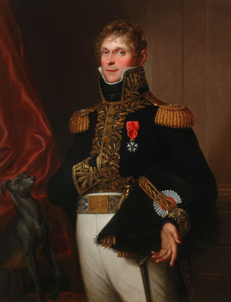 Claude Francois Ferey, generale