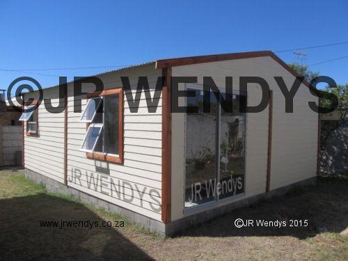6 x 9m Nutec Wendy Houses