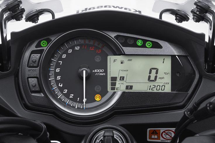 2016 NINJA® 1000 ABS Sport Motorcycle by Kawasaki
