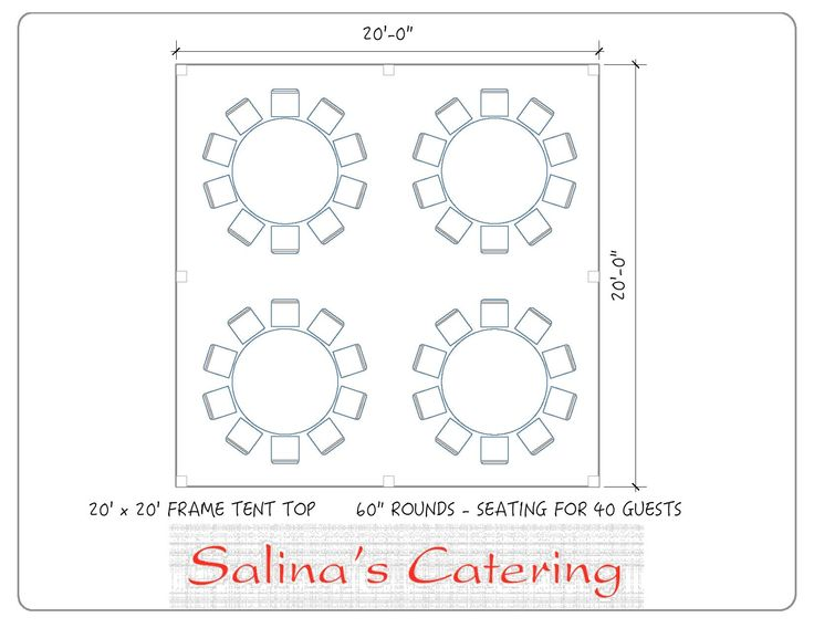 32 best images about tent layout diagrams on pinterest for 120 round table seats how many