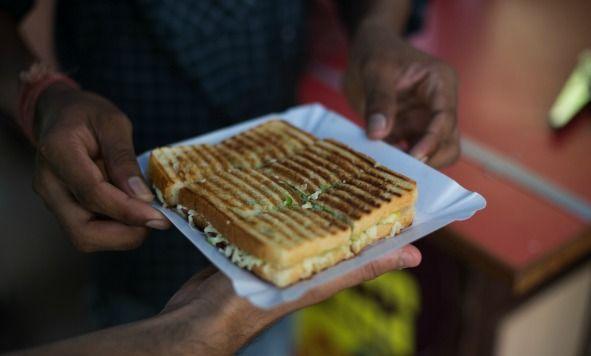 Mumbai eats
