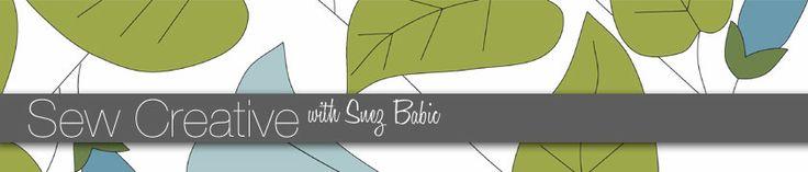Sew Creative with Snez Babic - Sew Creative - Cuddly Fleece Scarf