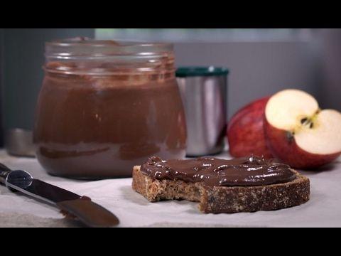 Hjemmelavet chokoladepålæg