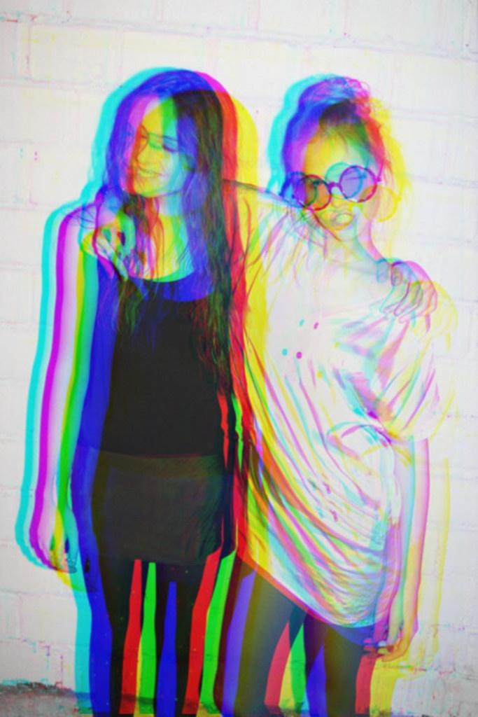 its all a blur