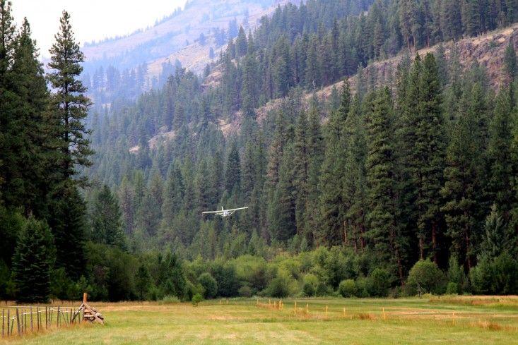 Eagle Cap Wilderness of eastern Oregon