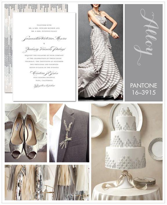 Inspiration Board From Wedding Paper Divas