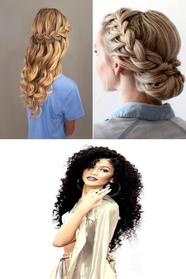 For Long Hair New Long Hairstyle For Girl Female Long Hairstyles 2016 In 2020 Dutch Braid Hairstyles Long Hair Girl New Long Hairstyles