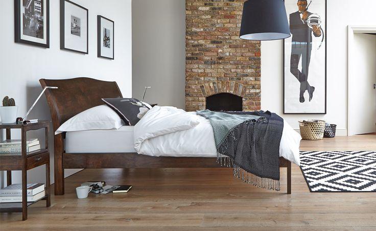 Warren Evans Venice double bed