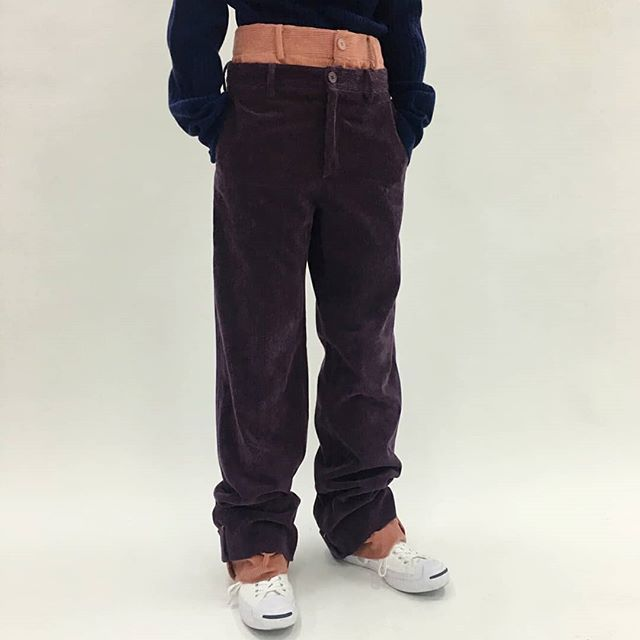 Pants styling  #corduroy #pants