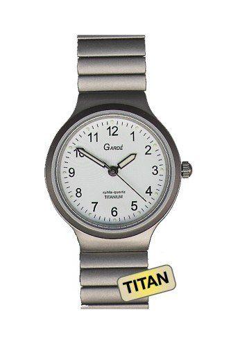 Garde Uhren aus Ruhla Titan Damenuhr Zugband 7034-9 - http://uhr.haus/ruhla-5/garde-uhren-aus-ruhla-titan-damenuhr-zugband-7034