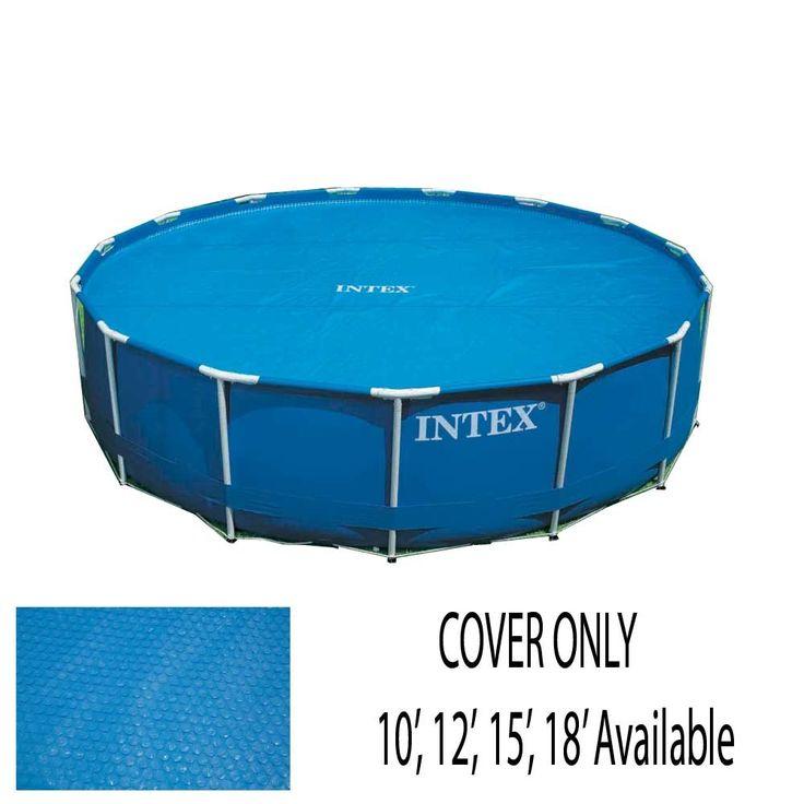 11 best piscine swimming pools images on pinterest for Bache piscine intex rectangulaire 4 50