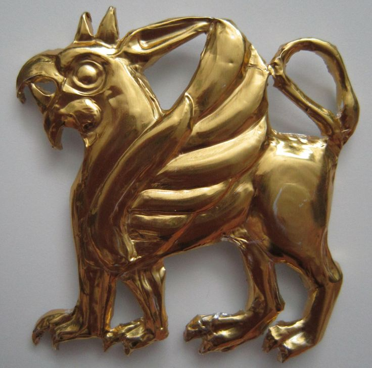 Sarmatian in the SCA: Make Your Own Scythian Gryphon