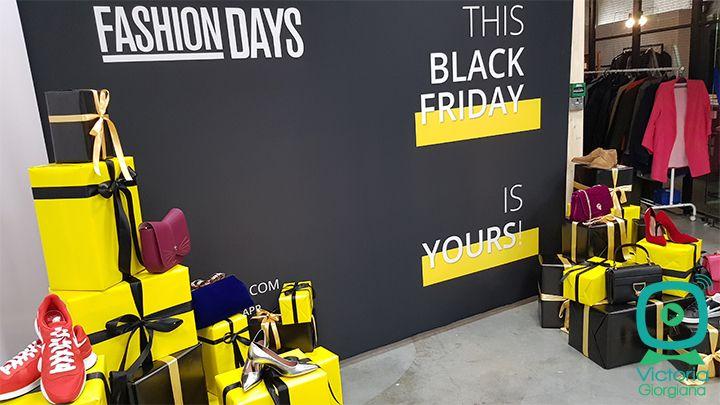 Black Friday 2017 la Fashion Days