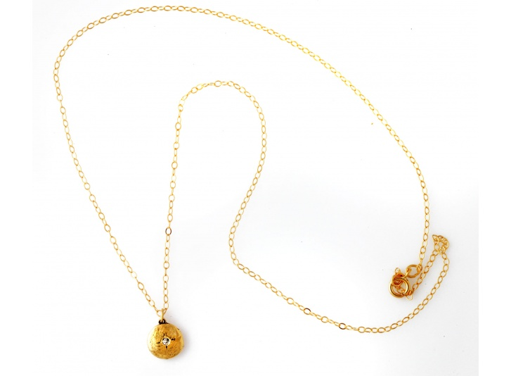 Magic Sun Necklace | Jes MaHarry Jewelry