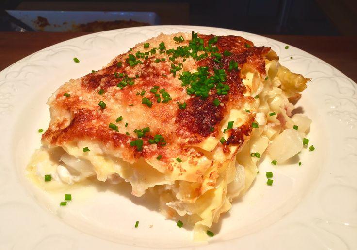 Asparagus lasagna recipe on my blog: www.cukit.it