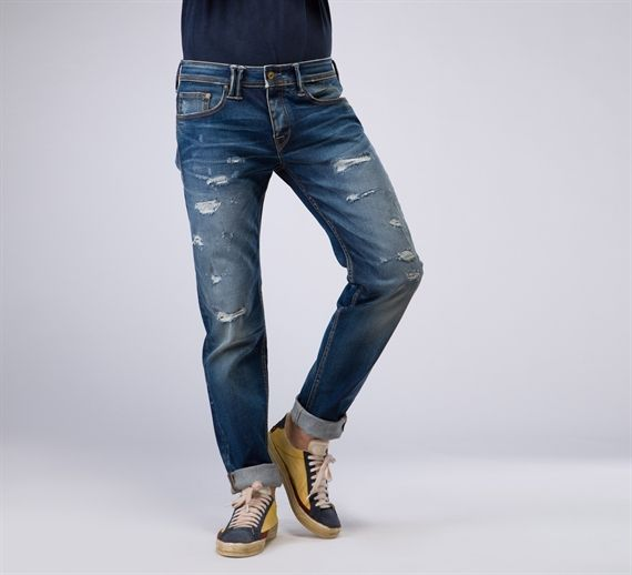 MPT025/FP - Cycle #cyclejeans #spring2015 #springsummer #spring #summer #collection #men #apparel #fashion #style #denim #jeans #badcycle