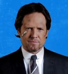 Dean Winters as MAYHEM - Allstate Insurance