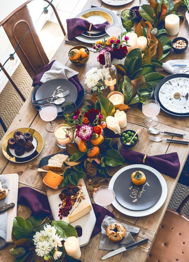 Check out these crafty ideas to spice up your table this thanksgiving!