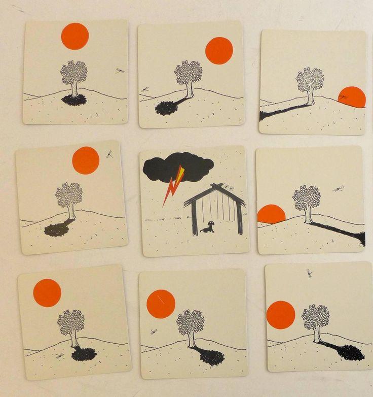 Visual Games by Bruno Munari for Danese, ca. 1968