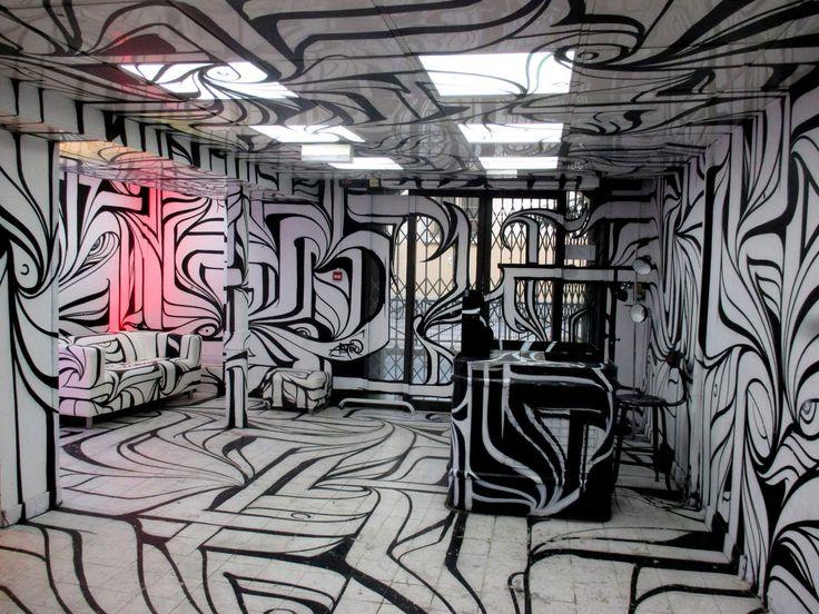 Le Black Supermarket - Paris 3e - ArtStreetic
