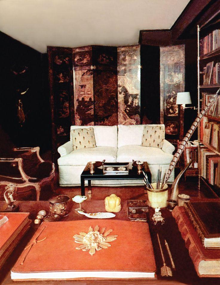 BILLY BALDWIN: Designer Spaces, Baldwin Living, Living Rooms, Design Icons, American Decor, Billybaldwin, Billy Baldwin, New York Apartment, Baldwin Apartment