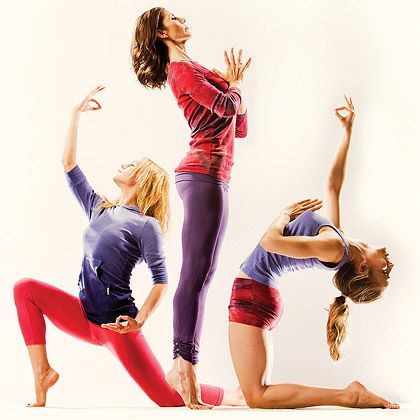 82 best group yoga poses images on pinterest
