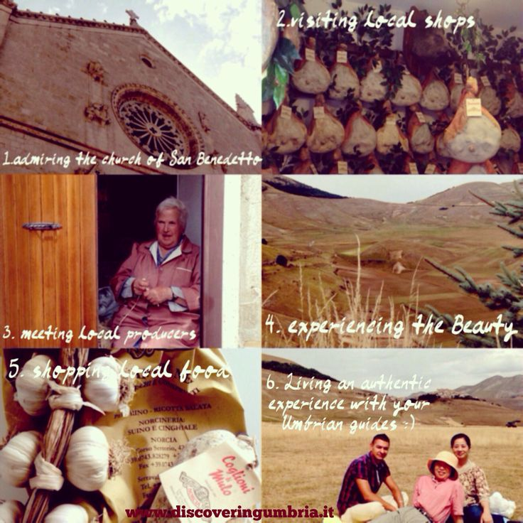 Memories of an amazing day in #Norcia with our travellers from #Japan #season13