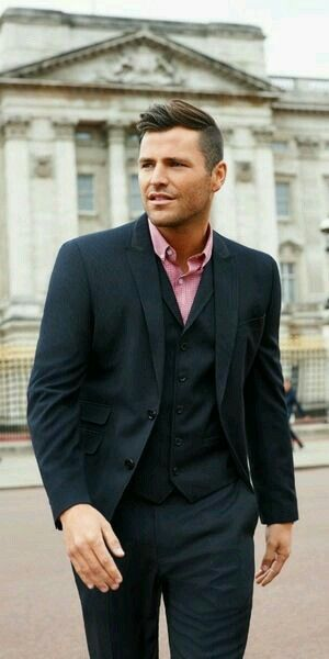 Mark Wright: Star in The Only Way is Essex.