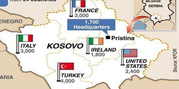 Οθωμανική σφήνα: O Ερντογάν διαλύει την δύναμη της KFOR - Σκάκι στον άξονα Ελλάδα - ΠΓΔΜ - Κόσοβο