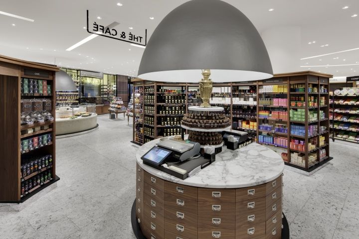 Le Bon Marche Reopens in Paris