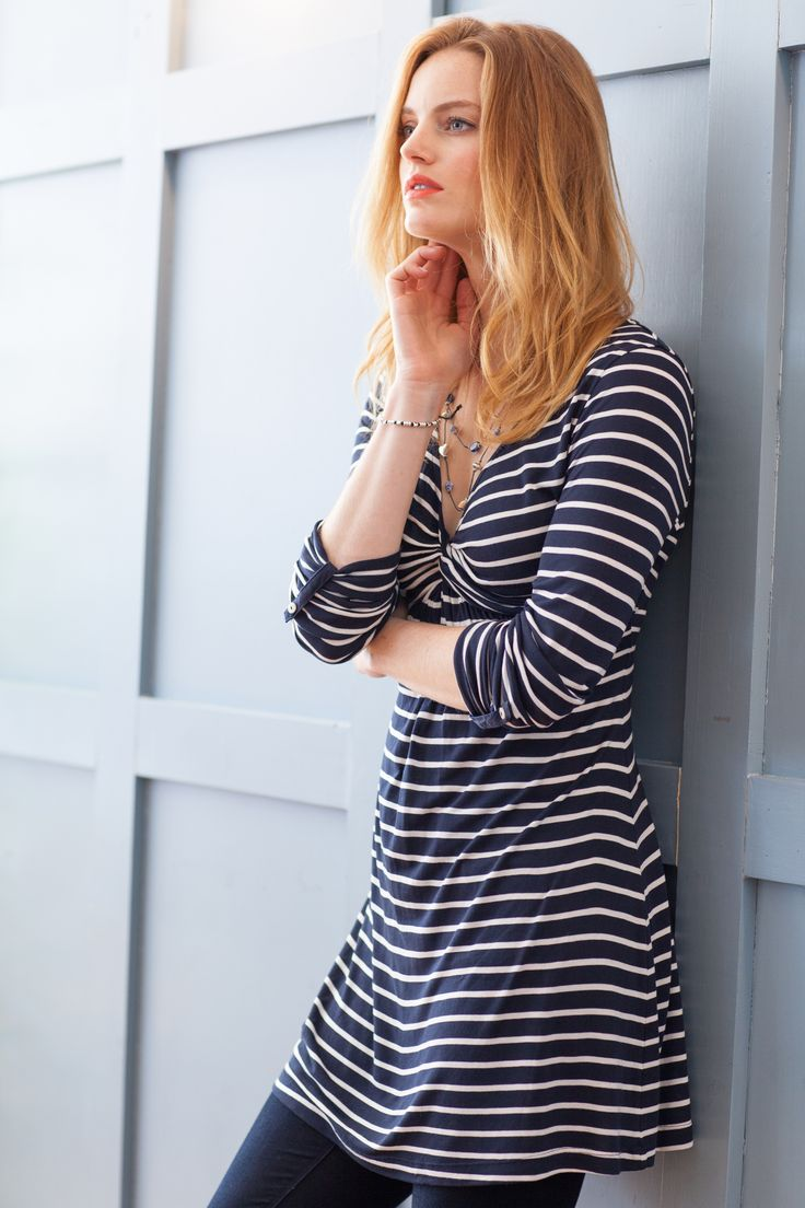 Cotswold Stripe Tunic at FatFace #designedforeveryday#DESIGNEDFOREVERYDAY
